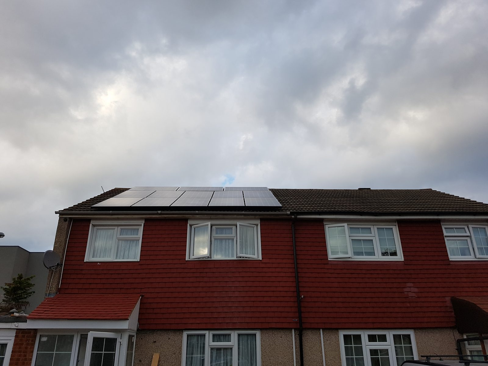 4 kWp Domestic Install – Slough